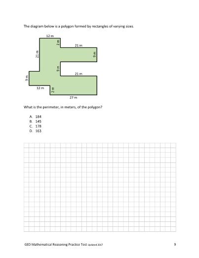 Ged worksheets pdf