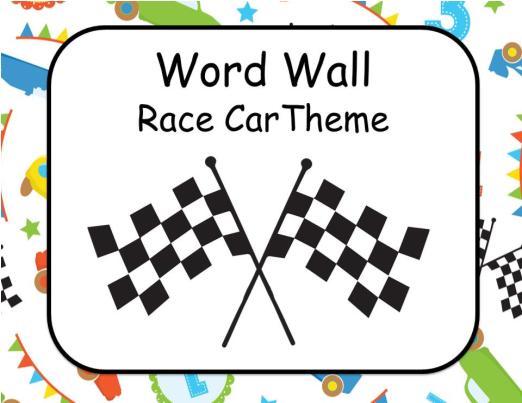 word cars