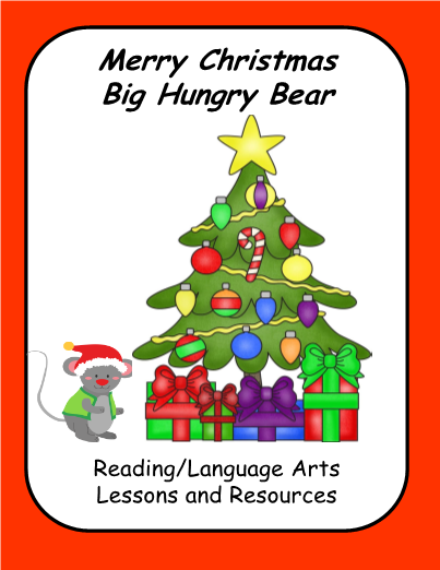 big black bear comprehension lesson plan