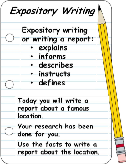 second grade expository writing prompts Second grade writing prompts for young students who are new to writing — j ournaling can be a refreshing practice for people of all ages, but it's healing powers are harnessed especially well when the habit is developed early on.