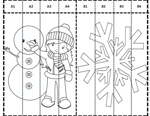 back to school agamograph template winter project agamograph 5927