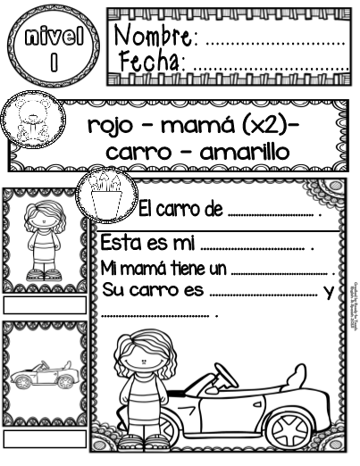 spanish reading guided reading passages. Black Bedroom Furniture Sets. Home Design Ideas
