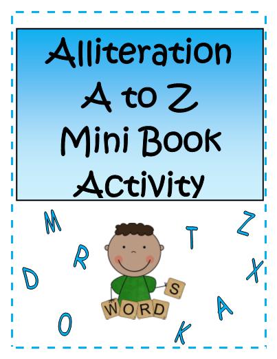 Alliteration Activities L Free Teacher Resources Activities