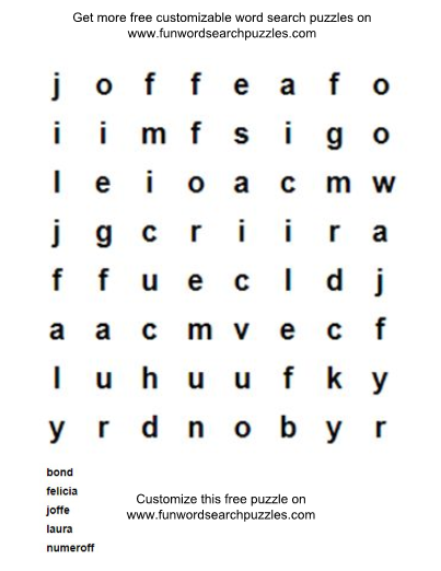 if you give a cat a cupcake word search puzzle