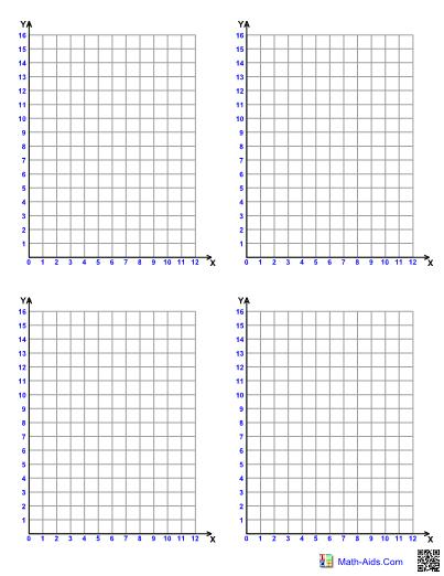 Graph Paper With Answer Sheet I Teachersherpa