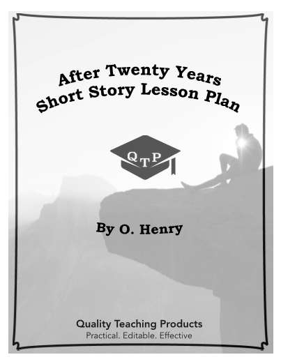 o henry story after twenty years