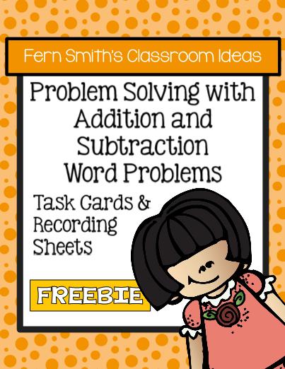 Fern Smiths Classroom Ideas