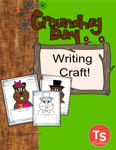 Groundhog Day Writing Craft!