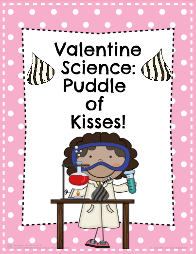 Valentine Science: Chocolate Kiss Experiment