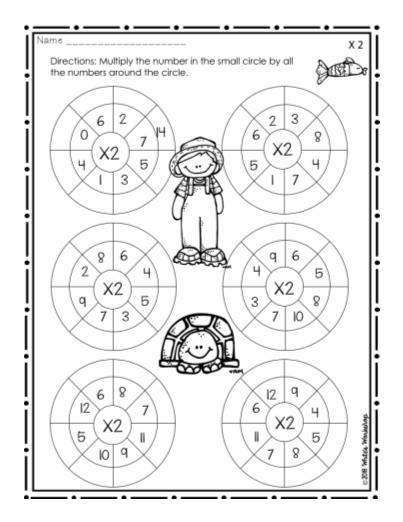 valentine 39 s day multiplication worksheet. Black Bedroom Furniture Sets. Home Design Ideas