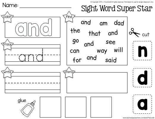 Sight Word